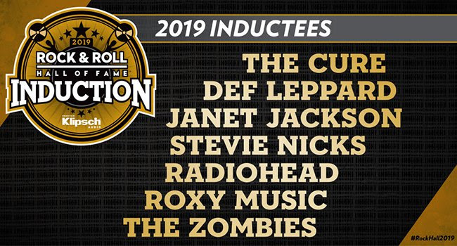 2019 Rock N Roll Hall of Fame